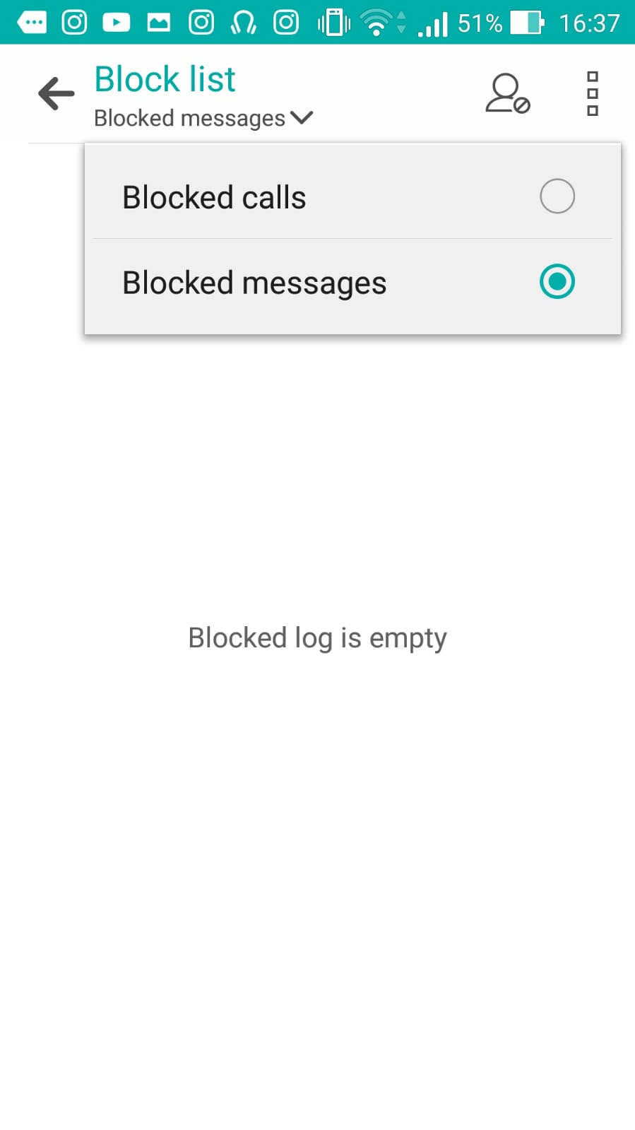 How to block caller text SMS from a number on Android? - [Help